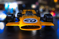 Formula 1 της Mac Laren στοκ φωτογραφία