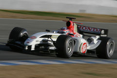 Formula 1 2005 season, Jenson Button Stock Images