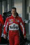 Formula 1 2005 season, Michael Schumacher Royalty Free Stock Images