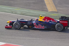Formula 1 2012 Fotografia Stock