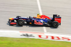 Formula 1 2012 Fotografie Stock
