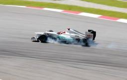 Formula 1 2012 Stock Photo