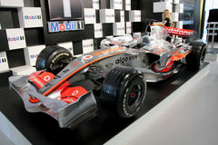 Formula 1 bolide Royalty Free Stock Photo