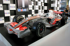 Formula 1 bolide Stock Photography