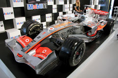 Formula 1 bolide Stock Photo