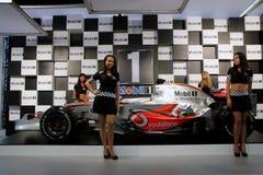 Formula 1 bolide Royalty Free Stock Image