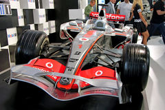 Formula 1 bolide Royalty Free Stock Images