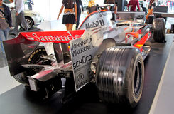 Formula 1 bolide Royalty Free Stock Photos