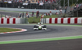Formula 1: Brawn GP Stock Photo
