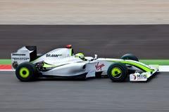 Formula 1: Brawn GP royalty free stock photos
