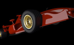 Formula 1 Car Royalty Free Stock Photo