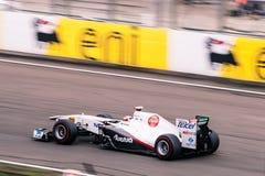 Formula 1 Car Royalty Free Stock Photo