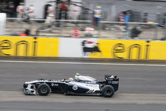Formula 1 Car Royalty Free Stock Image