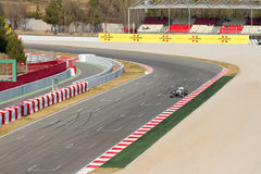 Formula 1 circuit Royalty Free Stock Photos