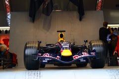 Formula 1 circuit of Monza Italy royalty free stock photo