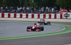 Formula 1: Ferrari Stock Photos