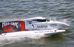 Formula 1 H2O Powerboat GrandPrix Stock Image