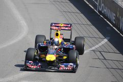 Formula 1 Monaco grande Prix Fotografia Stock