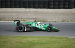 Formula 1 race in Zandvoort Royalty Free Stock Image