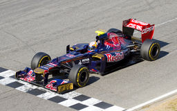 Formula 1 Toro Rosso Stock Photo