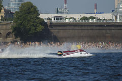 Formula 1 on Water, GP Russia Stock Photos