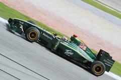 Formula 2010 1 - grande Prix malese 24 Immagini Stock