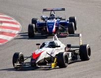 Formula 3 race Stock Images