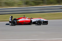 Formula 3 racing Stock Photo