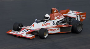 Formula 5000 Elfin Race Car Stock Image