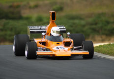 Formula 5000 - Lola T330 Royalty Free Stock Photos