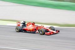 Formula 1 Fotografia Stock Libera da Diritti