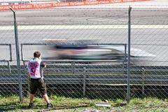 Formula 1 Immagini Stock Libere da Diritti