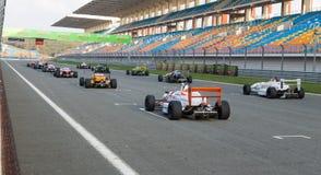 Formula Alfa Stock Image