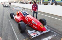 Formula Alfa Royalty Free Stock Photo