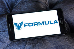 Formula boats logo Stock Photo
