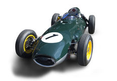 Formula classica 1 Immagini Stock