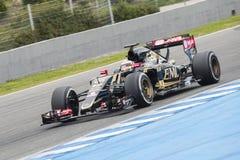 Formula 1: Daniil Kwjat Stock Image