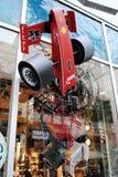 Formula 1 del modello di Ferrari Fotografia Stock
