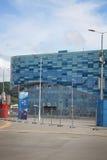 Formula 1 2014 del parco olimpico dello stadio dell'iceberg Immagini Stock Libere da Diritti