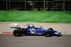 1971 formula 2 di marzo 712 Immagini Stock
