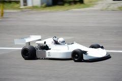 1976 formula 2 di marzo al circuito di Monza Fotografia Stock