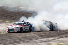 Formula Drift Orlando Royalty Free Stock Images