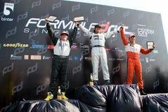 Formula Drift Singapore 2008 Royalty Free Stock Image