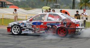 Formula Drift Singapore 2011 on Jun 12,2011 Stock Images