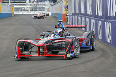 Formula E Electric Race Car Royalty Free Stock Images