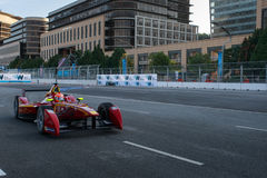 Formula E Putrajaya ePrix Royalty Free Stock Photography