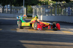 Formula E Putrajaya ePrix Stock Photo