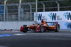 Formula E Putrajaya ePrix Royalty Free Stock Photos