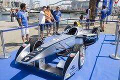 Formula E Spark Renault SRT 01E Stock Images