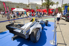 Formula E Spark Renault SRT 01E Royalty Free Stock Photography